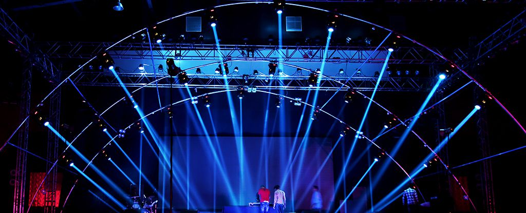 Trusses, Truss Design, Lighting Truss, Truss System in Indore