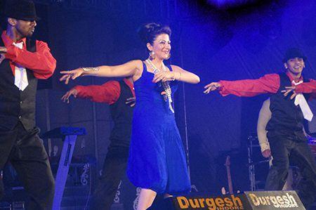 Hard Kaur Live music concert in Indore