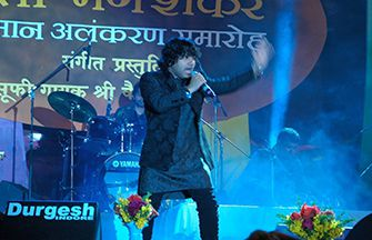 Kailash Kher live in indore