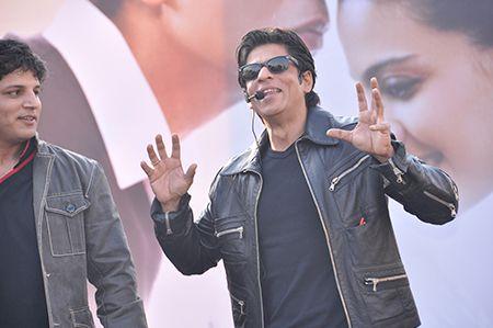 Shahrukh Khan (SRK) live in Indore