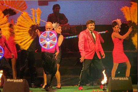 Sukhvinder Singh live Concert at lalitpur
