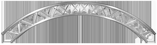 ARC Truss System in Inodre
