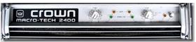 Crown Macro Tech 2400