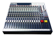 Sound Craft FX16 (12 Ch)