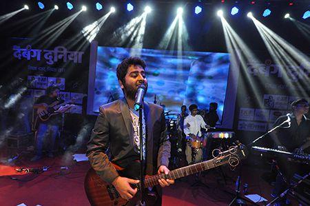 Arijit Singh Live Concert in Indore