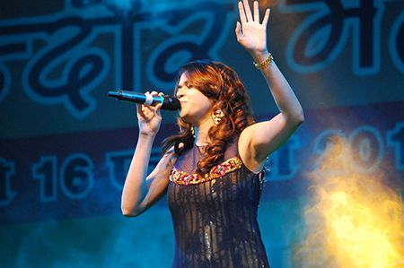 Shalmali Live in Concert in Indore