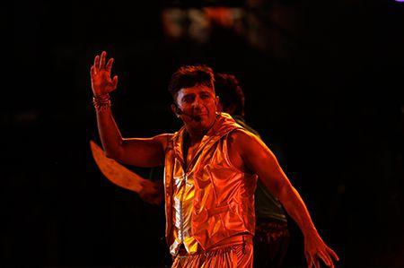 Sukhvinder Singh live performance @ Raja Bhoj Event