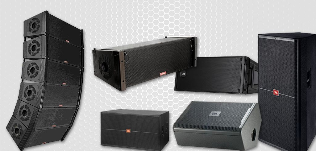 Speakers, DJ speaker, Audio speakers, Monitor speakersin indore