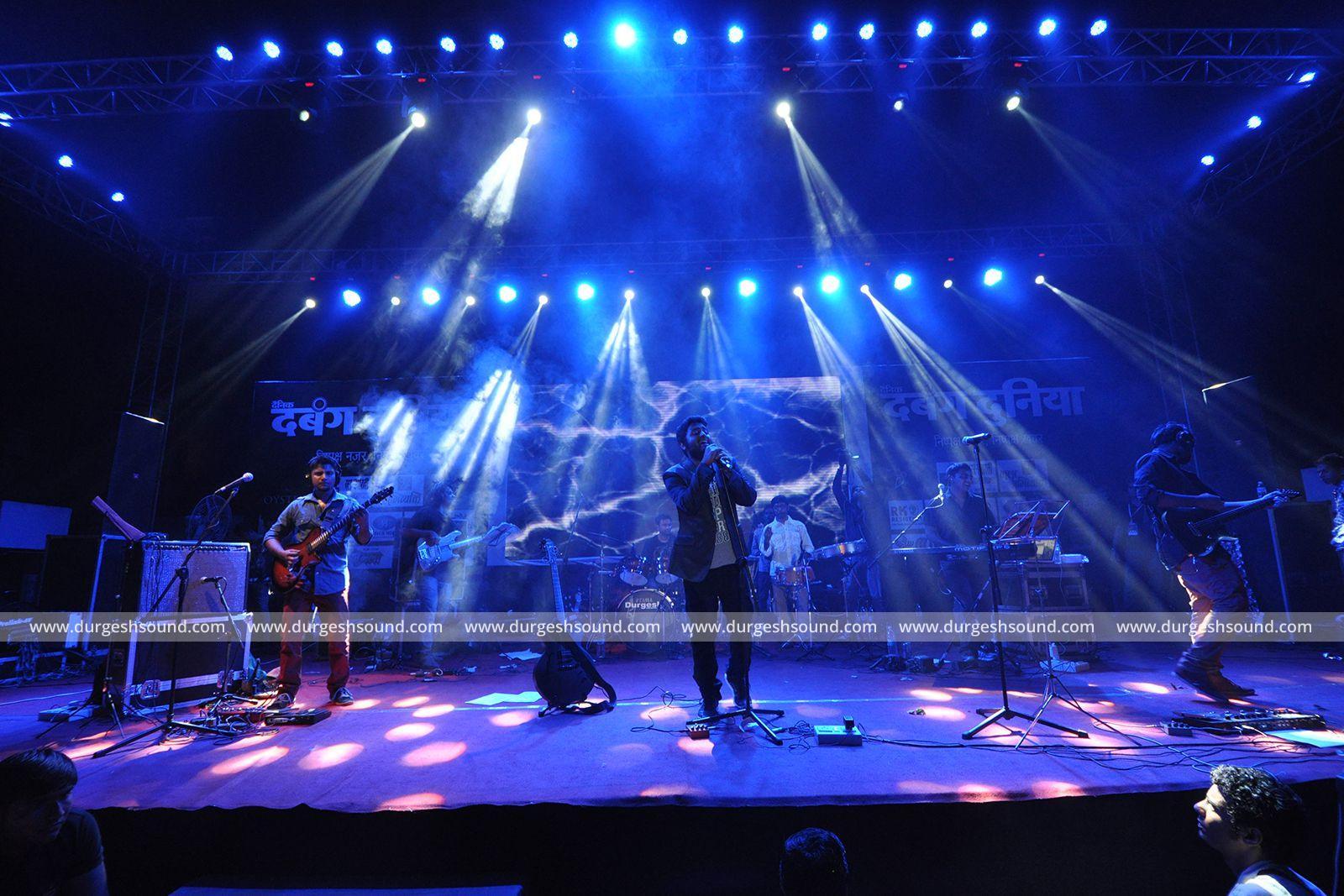 Arjit Singh Live Concert In Indore Durgesh Sound